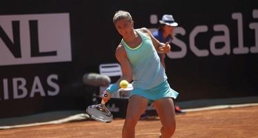 INTERNAZIONALI BNL d'ITALIA : Sara Errani arrivederci Roma, Mchale vince in due set