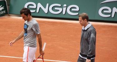 ROLAND GARROS : Si inizia, in campo Federer, Pennetta e Giorgi