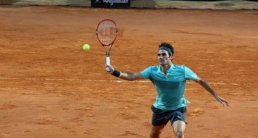 INTERNAZIONALI BNL d'ITALIA : Roger Federer in finale annullato Wawrinka