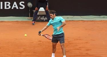 INTERNAZIONALI BNL d'ITALIA : Federer annienta uno stanco Berdych