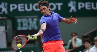 ROLAND GARROS: Roger Federer sul velluto contro Falla