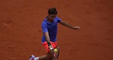 ROLAND GARROS: Roger Federer Live, 63 primo set