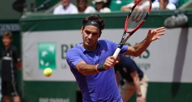 US OPEN : Federer sul velluto, esce Lorenzi