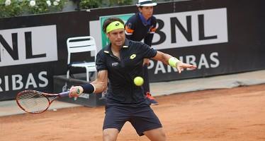 INTERNAZIONALI BNL d'ITALIA : David Ferrer in semifinale