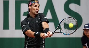 ATP AMBURGO : Fabio Fognini vola ai quarti