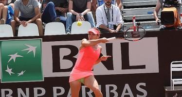 INTERNAZIONALI BNL d'ITALIA: super Halep vola in semifinale! Sconfitta Petra Kvitova