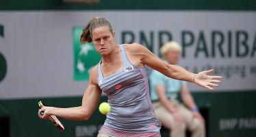 MADRID WTA PREMIER : Giorgi supera Errani, fuori Vinci, avanti la Knapp, eliminata la Kerber