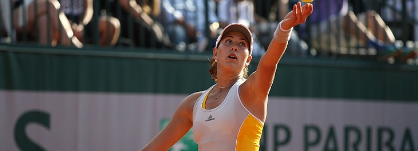 CLASSIFICA WTA : Garbine Muguruza sale al n.3, Pennetta stabile al n.8