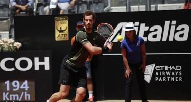 INTERNAZIONALI BNL d'ITALIA : Murray facile contro Chardy