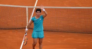INTERNAZIONALI BNL d'ITALIA : Suarez Navarro in finale dominata Simona Halep