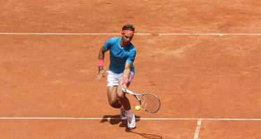 INTERNAZIONALI BNL d'ITALIA : Rafael Nadal supera l'ostacolo Isner