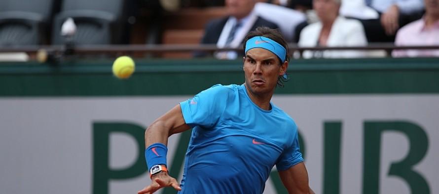 ROLAND GARROS : Rafael Nadal primo turno senza storia
