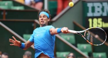 ROLAND GARROS : Rafael Nadal alla velocità di crociera, dominato Almagro