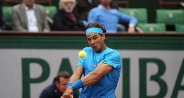 ATP AMBURGO : Rafael Nadal cede un set a Verdasco