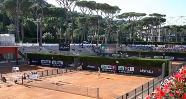 INTERNAZIONALI BNL d'ITALIA : Lunedi 11 in campo Bolelli, Fognini, Errani e Schiavone