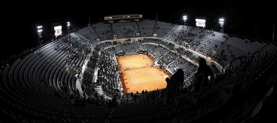 INTERNAZIONALI BNL d'ITALIA : Martedi 12 in campo Djokovic, Sharapova e Serena Williams
