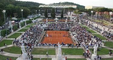 INTERNAZIONALI BNL d'ITALIA : Mercoledi 13 in campo Nadal, Federer e Murray. Fognini affronta Dimitrov