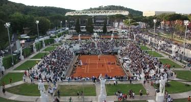 INTERNAZIONALI BNL d'ITALIA : Le finali Sharapova-Suarez, Djokovic-Federer