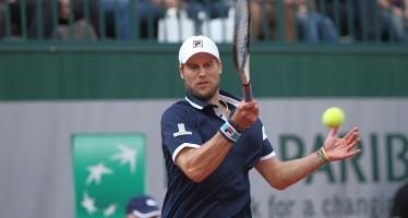 US OPEN : Passa Andreas Seppi out Bolelli e Cecchinato