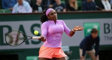 ROLAND GARROS: Serena disinnesca la Azarenka. Tutto facile per la Kvitova, avanti anche la Goerges