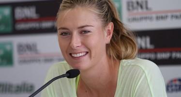 Maria Sharapova : Ritiro o pausa? Conferenza stampa alle 21 a Los Angeles