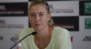 Maria Sharapova due anni di squalifica.