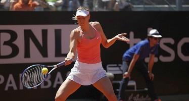 INTERNAZIONALI BNL d'ITALIA : Maria Sharapova in finale annientata la Gavrilova