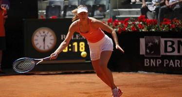 INTERNAZIONALI BNL d'ITALIA : Maria Sharapova in semifinale, superata Victoria Azarenka