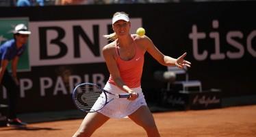 INTERNAZIONALI BNL d'ITALIA : Maria Sharapova esordio vincente