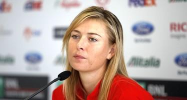"""INTERNAZIONALI BNL d'ITALIA  Maria Sharapova – """"Sarà una finale difficile"""""""
