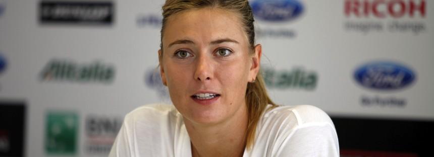 US OPEN : Maria Sharapova annuncia il ritiro