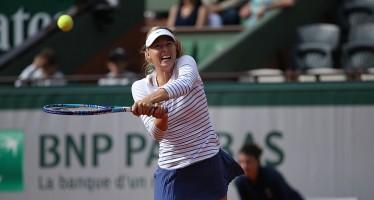 ROLAND GARROS: esordio ok per Maria Sharapova. Bene anche Azarenka e Suarez Navarro