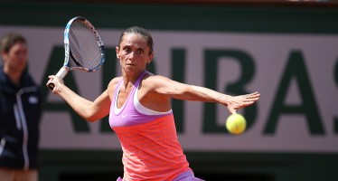 WTA Istanbul : Roberta Vinci spreca un match point e cede alla Rybarikova