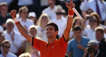 ROLAND GARROS : Novak Djokovic spenge Rafael Nadal