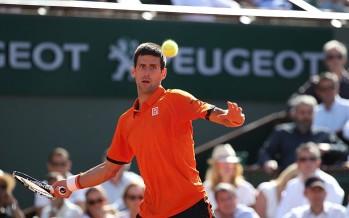 L'altalena atletica di Novak Djokovic verso la coppa dei moschettieri