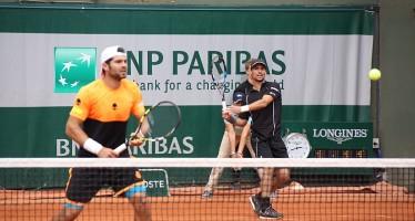 ROLAND GARROS : Fognini-Bolelli in semifinale nel doppio.
