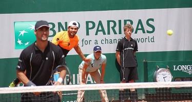 ATP FINALS : Bolelli/Fognini chiudono con una vittoria