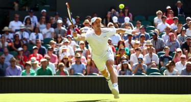 WIMBLEDON : Tutto facile per Andy Murray