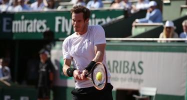 ROLAND GARROS – Djokovic-Murray partita sospesa si riprende domani
