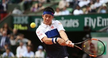 MIAMI ATP :Nishikori annulla 4 match-points a Monfils e vola in semifinale