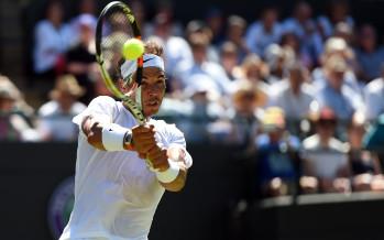 WIMBLEDON : Rafael Nadal al secondo turno