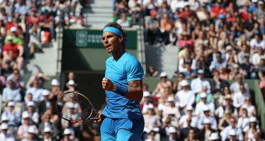 ATP AMBURGO : Nadal travolge Cuevas semifinale contro Seppi