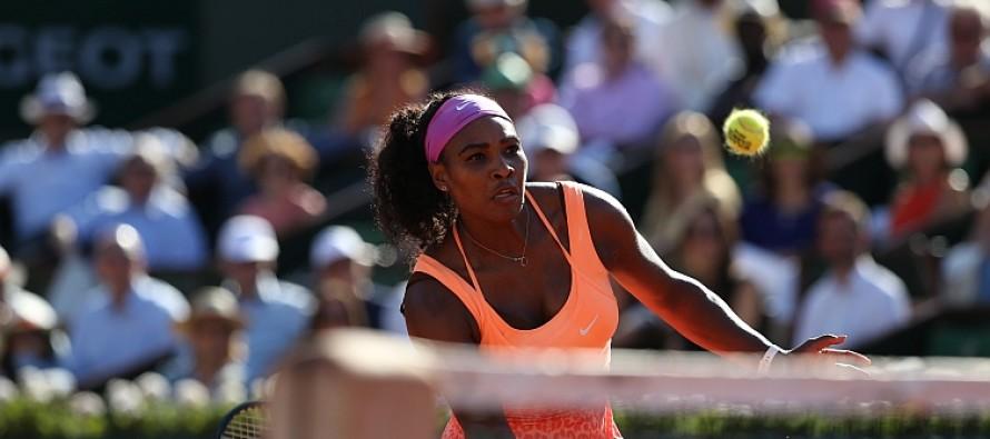 WTA CINCINNATI : Serena travolge la Knapp