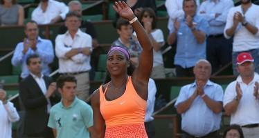 """ROLAND GARROS -Serena Williams """"Sono felice di essere in finale"""""""