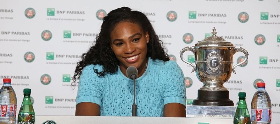 """Serena WIlliams """"Ho voluto questo Slam fino in fondo"""""""