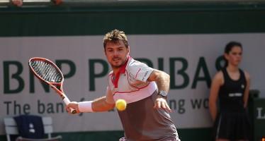 ATP Queen's: Wawrinka facile su Kyrgios 6-3 6-4
