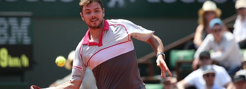 ATP Queen's: Anderson fa fuori Wawrinka