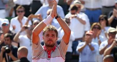 """Stan Wawrinka """"Il mio sogno era giocare il Roland Garros, non arrivare in finale."""""""
