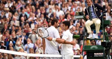 WIMBLEDON : Novak Djokovic facile contro Cilic