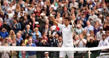 WIMBLEDON : Novak Djokovic  trionfa in finale,  terzo titolo per il n.1 del mondo